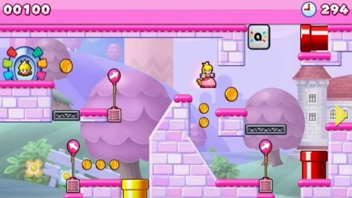 Mini Mario & Friends amiibo Challenge possui muitos colecionáveis (Foto: Reprodução/Thomas Schulze)