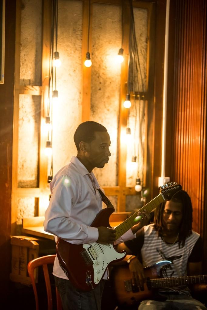 Satellite Musique, do Haiti  (Foto:  Marco Estrella)