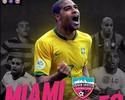 Beckham, Ronaldo, Maldini... Adriano terá que brigar por espaço em Miami