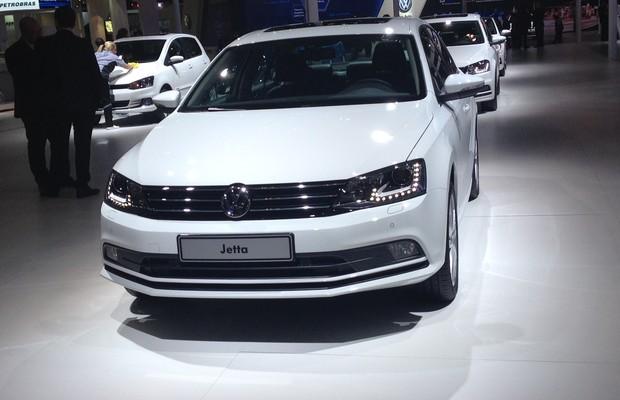 Volkswagen Jetta (Foto: Aline Magalhães/Autoesporte)