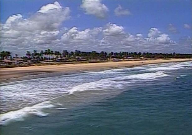 A primeira edio destaca os lugares exuberantes do litoral brasileiro (Foto: Reproduo)
