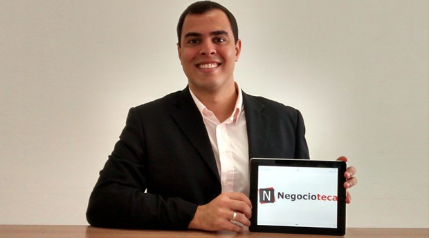 Victor Santos, da Negocioteca (Foto: Divulgação)
