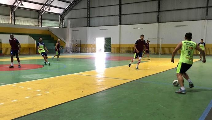 Dracena, futsal (Foto: Murilo Rincon / GloboEsporte.com)