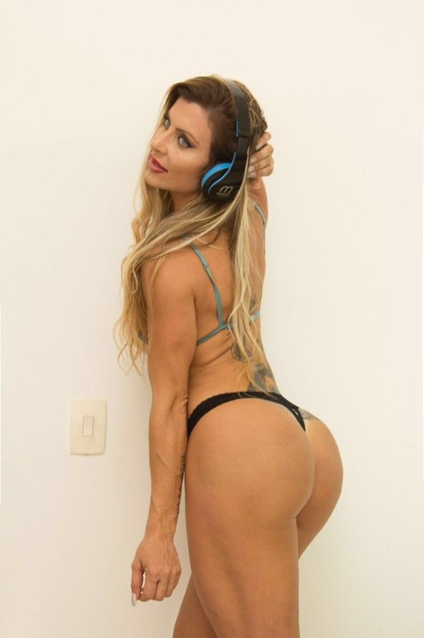 Luciane Hoepers, Musa Fitness (Foto: Rafael Antonio / MF Models Assessoria )