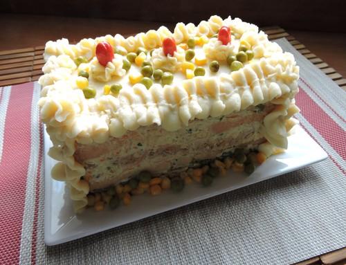 Torta fria de frango da ABIMAPI