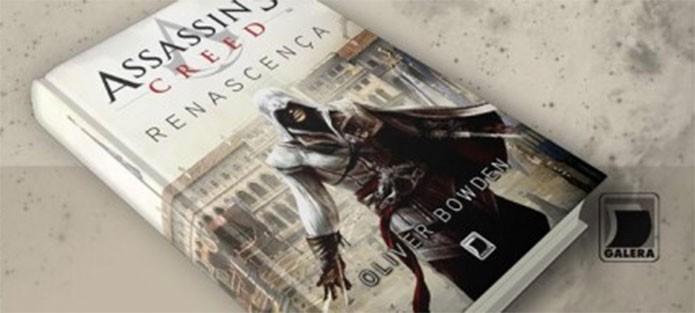 Assassins Creed tem uma série de livros elogiados (Foto: Divulgação)