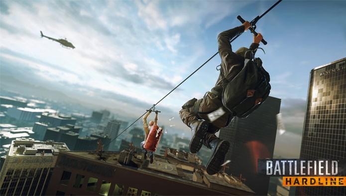 Battlefield Hardline (Foto: Divulgação) (Foto: Battlefield Hardline (Foto: Divulgação))