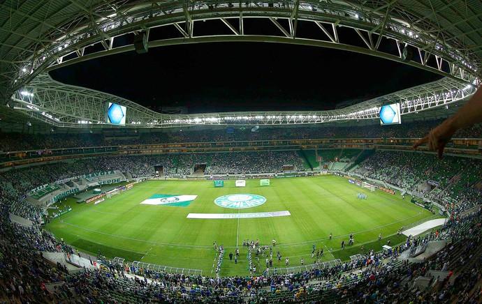 Arena Palmeiras - Palmeiras X Sport (Foto: Marcos Ribolli)