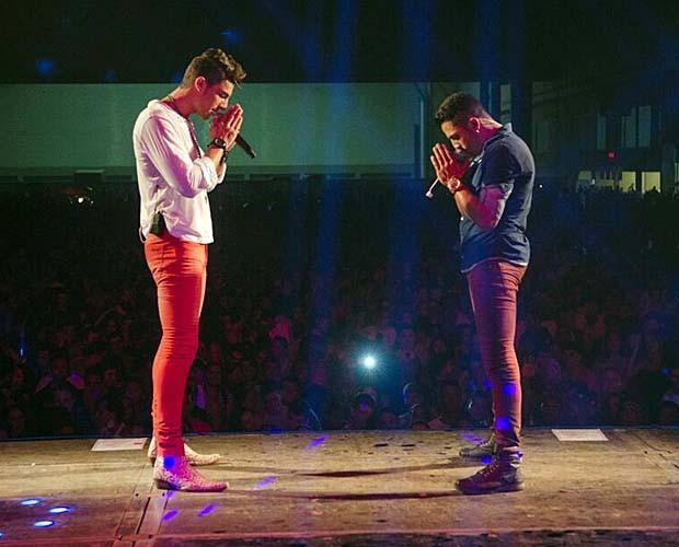 Danilo Reis e Rafael (Foto: Arquivo Pessoal)