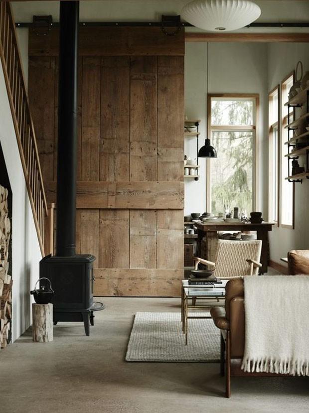 Decora O R Stica 15 Ambientes Lindos Para Se Inspirar Casa Vogue Ambientes