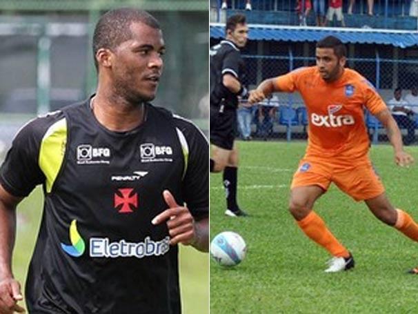 Jogadores do Vasco da Gama e do Audax-Rio se enfrentam neste domingo, dia 17 (Foto: Anderson Luiz/ Marcelo Sadio / Site do Vasco)