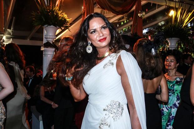 Luiza Brunet (Foto: Marcello Sá Barretto/AgNews)