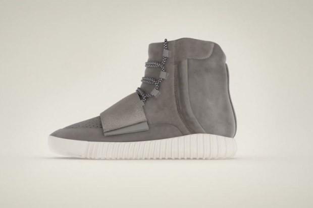 Yeezy 750 Boost, primeira colaboração de Kanye West para a Adidas (Foto: Reprodução)