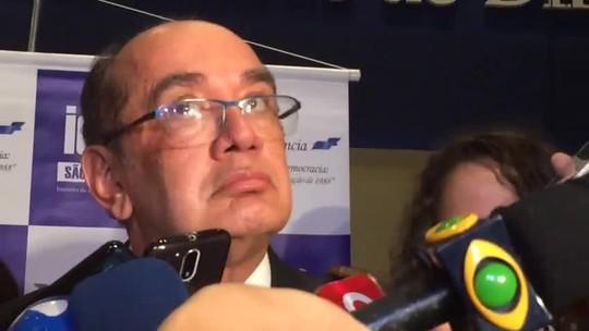 TSE vai considerar 'complexidade do tema' ao julgar Dilma-Temer, diz Gilmar Mendes