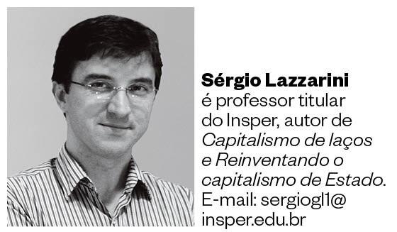 Sergio Lazzarini (Foto: Ernesto Rodrigues/Estadão Conteúdo)