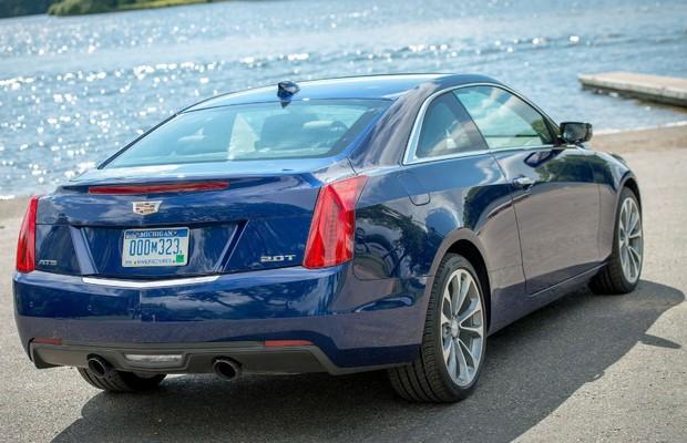 Cadillac ATS (Foto: Divulgação)