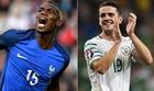 Globo transmite França x Irlanda neste domingo (Reprodução globoesporte.com)
