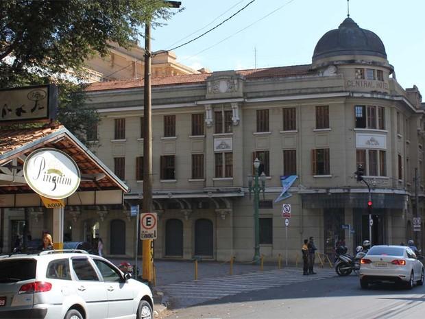 Depois de restaurado, o Palace Hotel passou a receber atividades culturais em Ribeirão Preto (Foto: Clayton Castelani/G1)