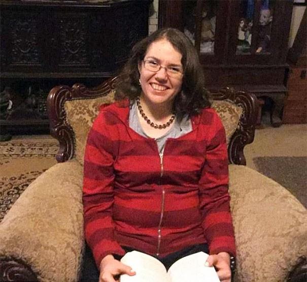 Rebecca Sharrock (Foto: Arquivo pessoal)