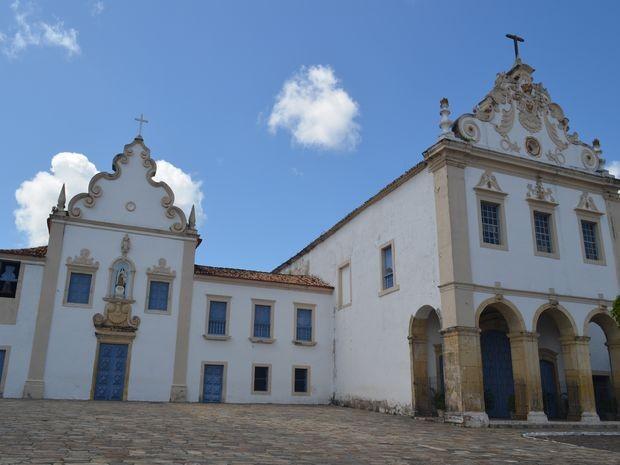 Convento Nossa Senhora do Carmo em São Cristóvão (Foto: Marina Fontenele/G1)