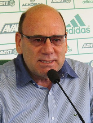 Brunoro diretor executivo Palmeiras (Foto: Marcelo Hazan)