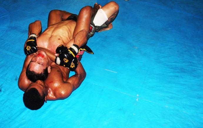 Fabrício Negão - Piauí Fight Gladiators  (Foto: Josiel Martins)