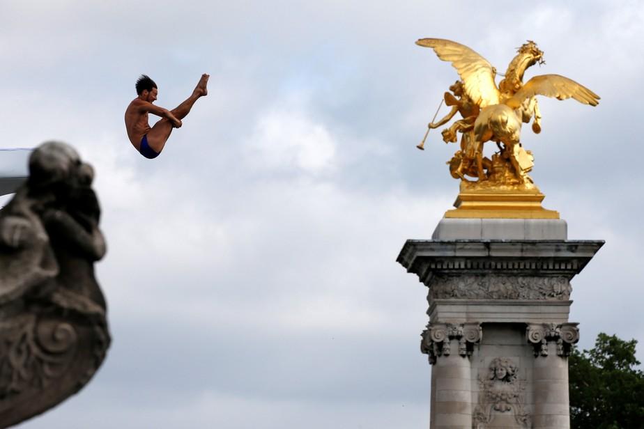 De olho em 2024, Paris celebra Dia Olímpico; rival Los Angeles terá 2.024 eventos