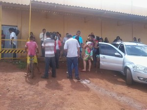 Motim em Pedrinhas deixa quatro mortos nesta terça-feira (17) (Foto: João Ricardo/G1)