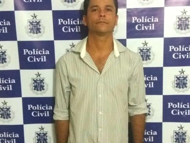 Suspeito de matar argentino após discussão em Morro de São Paulo, na Bahia (Foto: Divulgação/ Polícia Civil)