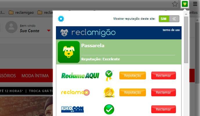 Serviço Reclamigão reúne 'reputação online' de lojas do comércio eletrônico para que consumidores não caiam em armadilhas.