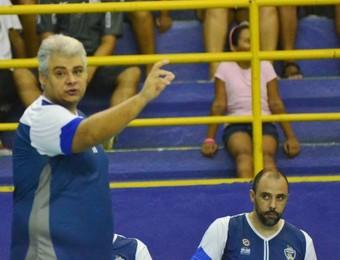 Leonardo Carvalho São José Vôlei (Foto: Tião Martins/PMSJC)