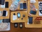 Operação da Polícia Civil contra o tráfico de drogas prende 13 pessoas