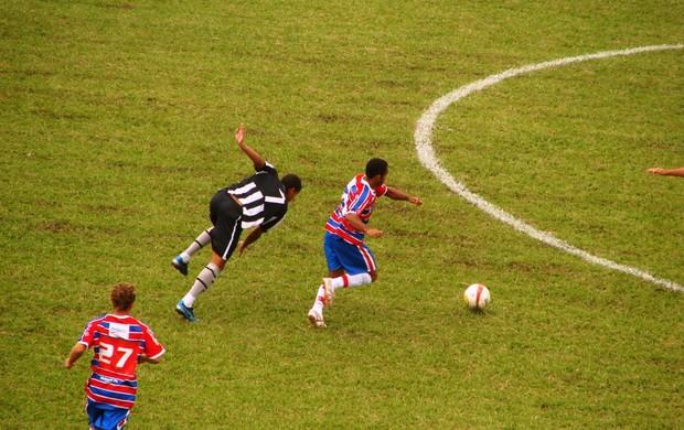 Botafogo x Fortaleza Copinha (Foto: Filipe Rodrigues)