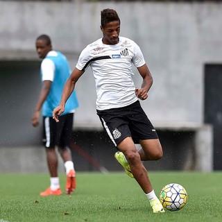 Walterson, Santos B (Foto: Ivan Storti/Santos FC)