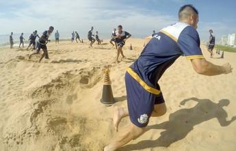 Folia? Em sábado de carnaval, Macaé realiza atividade na Praia Campista