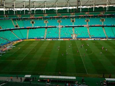 Arena Fonte Nova; Bahia x Atlético-GO (Foto: Thiago Pereira)