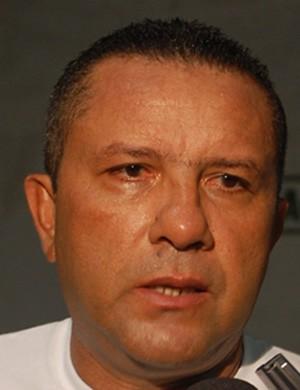Suélio Lacerda, técnico do Botafogo-PB (Foto: Larissa Keren)