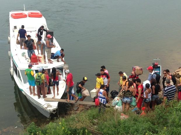 Transporte em Tucurui: blog Caravana G1