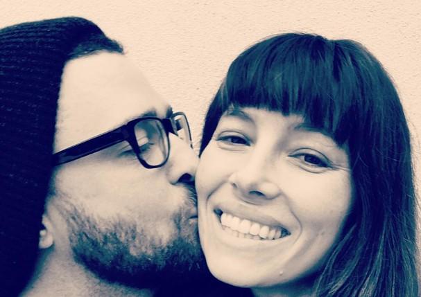 Justin e Jessica (Foto: Instagram/Reprodução)