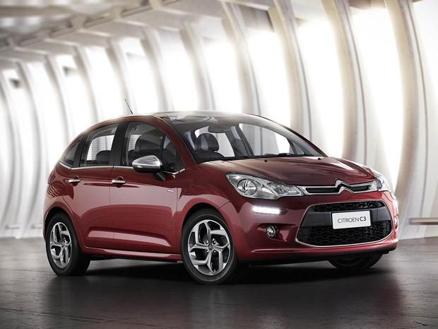 Citroën revela o Novo C3 (Foto: Divulgação)
