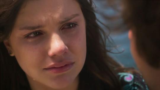 Final de 'A Lei do Amor': Marina revela a verdade a Tiago