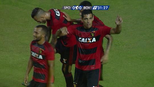 Em casa, Sport vence Boavista de novo e se classifica na Copa do Brasil