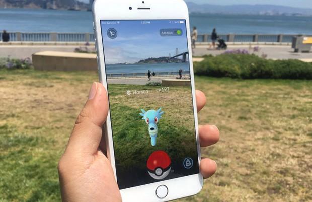 Pokémon Go (Foto: Reprodução)