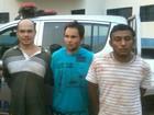 Cinco presos escalam muro de cadeia e fogem no Tocantins