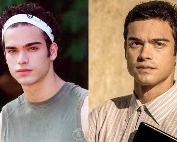 Sidney Sampaio viveu o fofo Daniel na temporada de 2001 (Foto: Renato Rocha Miranda / TV Globo)