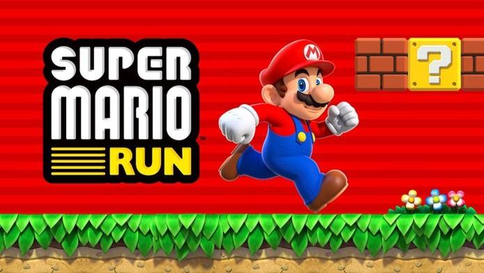 Super Mario Run chega ao iOS (Foto: Divulgação/Nintendo) (Foto: Super Mario Run chega ao iOS (Foto: Divulgação/Nintendo))