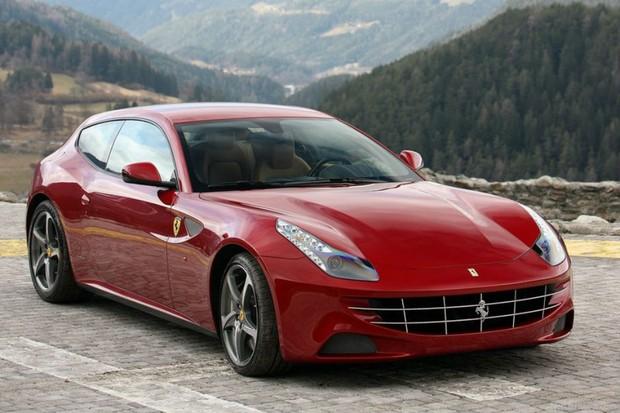 Ferrari FF (Foto: Divulgação)