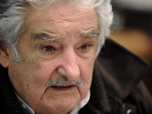 presidente uruguaio, José Mujica (Foto: Miguel Rojo / AFP Photo)
