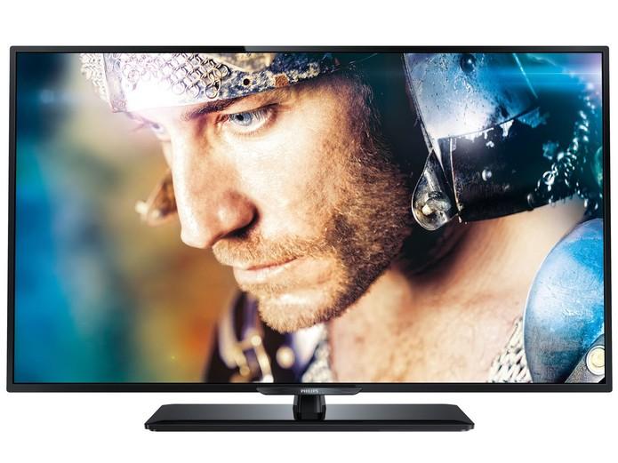 Smart TV Phlips tem tela de 40 polegadas com acesso à apps (Foto: Divulgação/Philips)