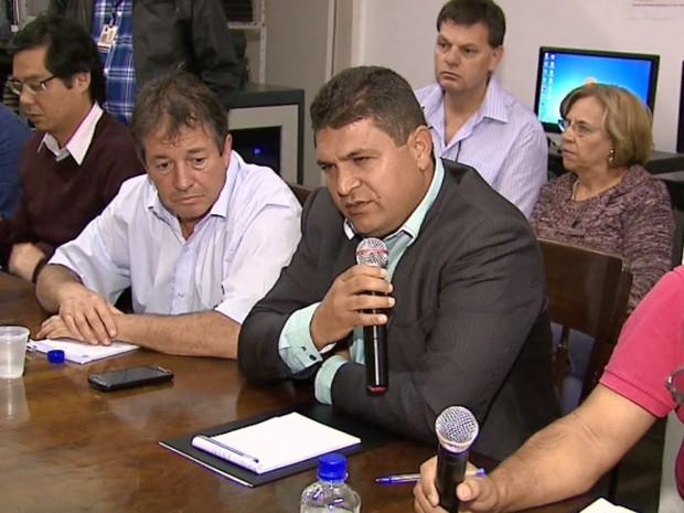 CPI na Câmara Municipal apura desvio de dinheiro dos cofres públicos de São Carlos (Foto: Reginaldo dos Santos/ EPTV)